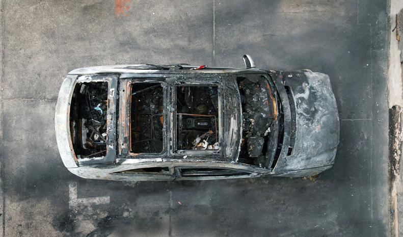 Untitled (Car) 2008, 60 x 101 cm (39 x 40 in.)
