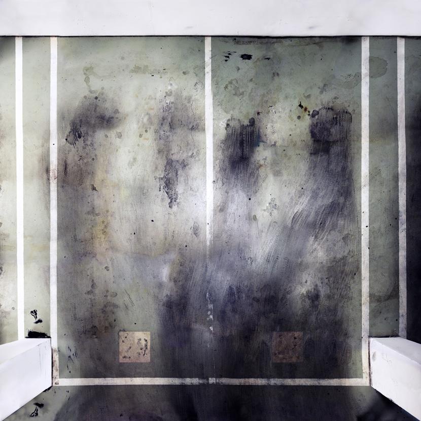 Untitled (Basement V) 2011, 110 x 110 cm (43 x 43 in.)