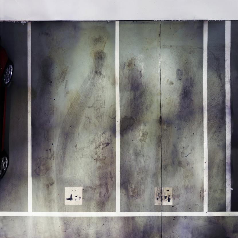 Untitled (Basement II) 2011, 110 x 110 cm (43 x 43 in.)