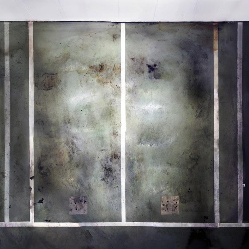 Untitled (Basement IV) 2011, 110 x 110 cm (43 x 43 in.)