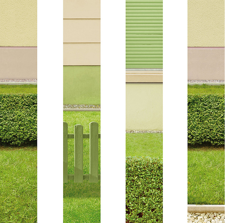 Untitled XX, 2009/10 each 130 x 22 cm (51 x 9 in.)