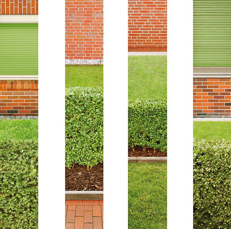 Untitled XXI 2009/10 each 130 x 22 cm (51 x 9