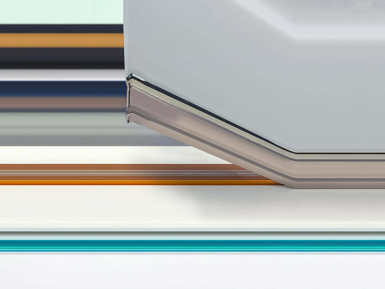 YuMi IRB 14000 09, 2020, 30 x 40 cm (11.8 x 15.7 in.)
