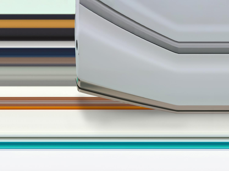 YuMi IRB 14000 08, 2020 30 x 40 cm (11.8 x 15.7 in.)