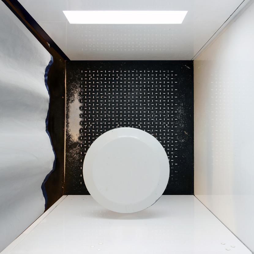 Unitled (Box II) 2011 40 x 40 cm (15.7 x 15.7 in.)