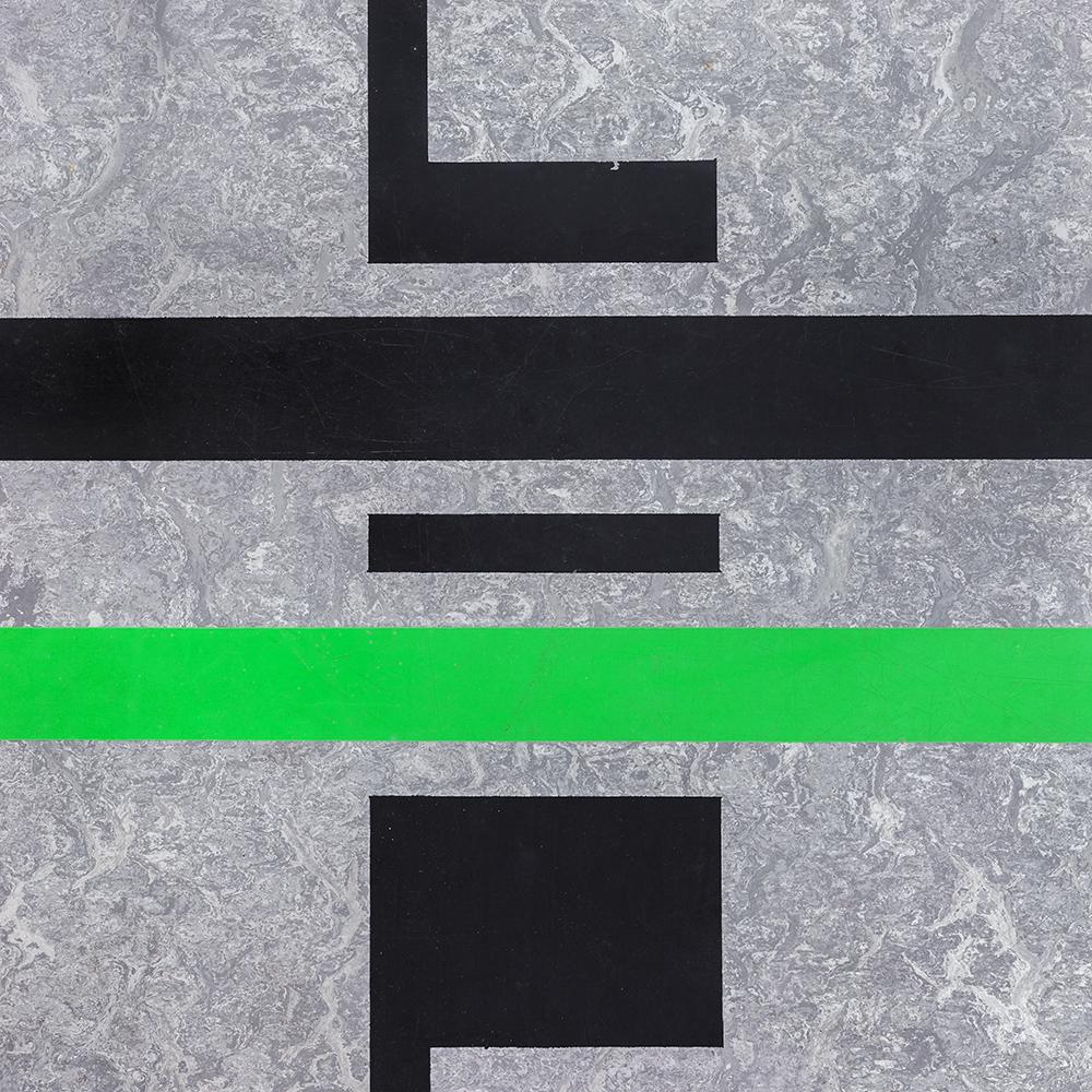 Untitled (Composition 17), 2017 50 x 50 cm (19.7 x 19.7