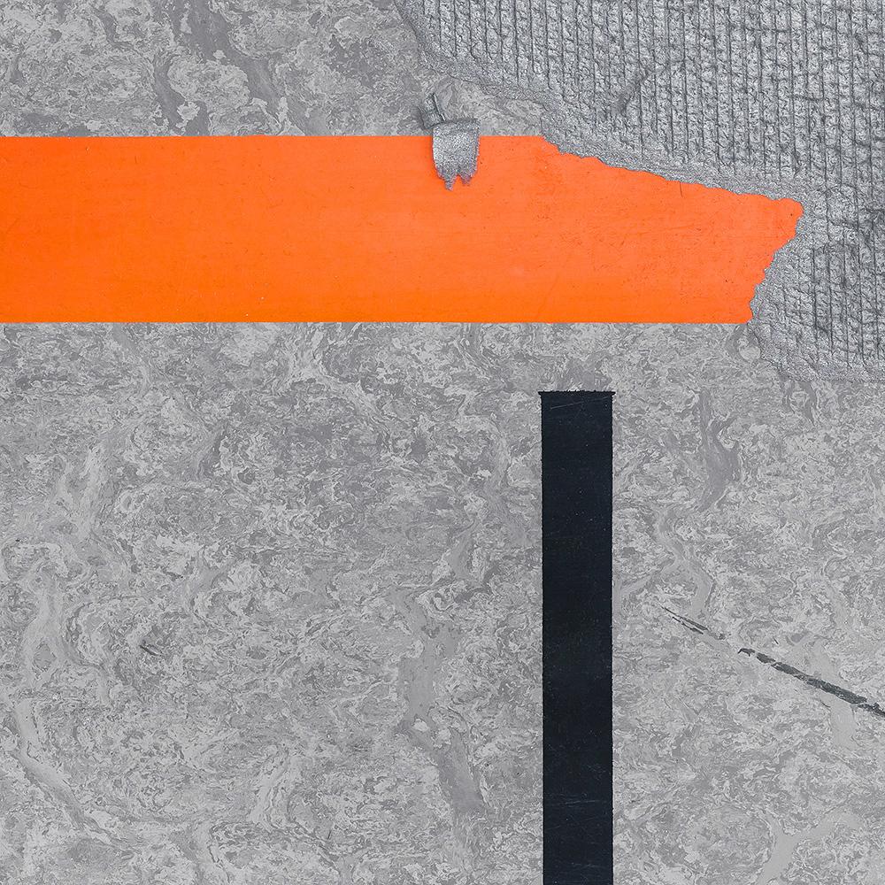 Untitled (Composition 25), 2017 30 x 30 cm (11.8 x 11.8