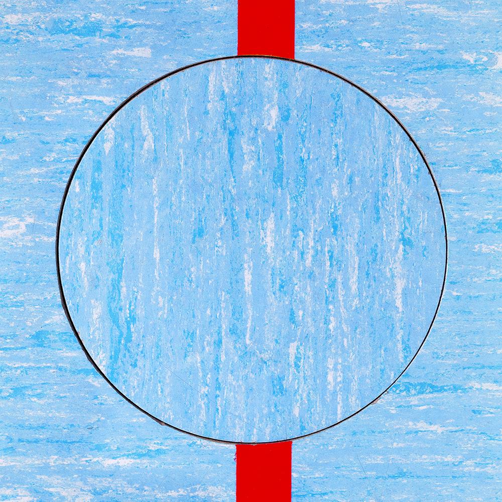Untitled (Composition 31), 2017/18  30 x 30 cm (11.8 x 11.8