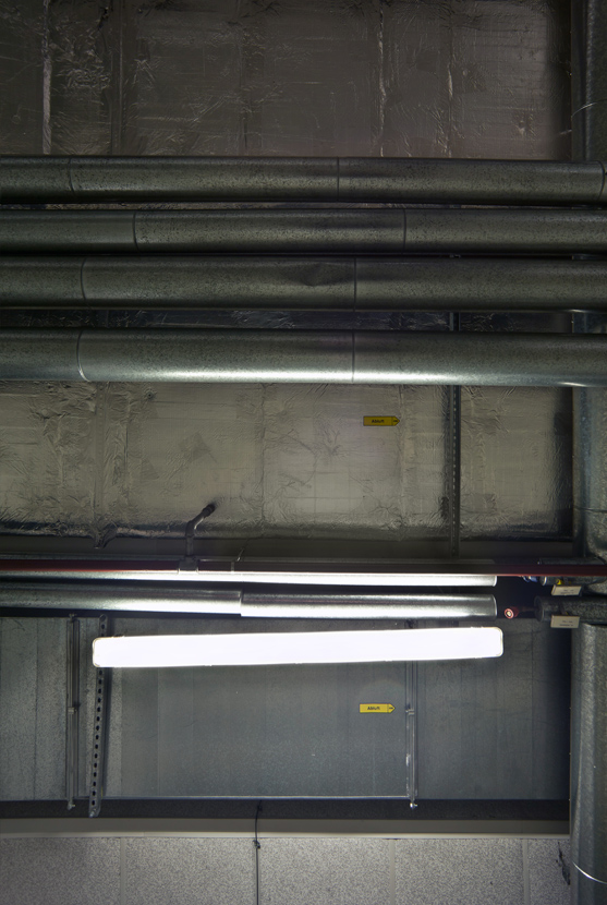 Untitled (Tubes 25), 2012 75 x 50 cm (30 x 20 in.)