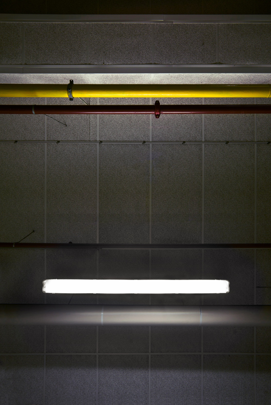 Untitled (Tubes 19), 2012 75 x 50 cm (30 x 20