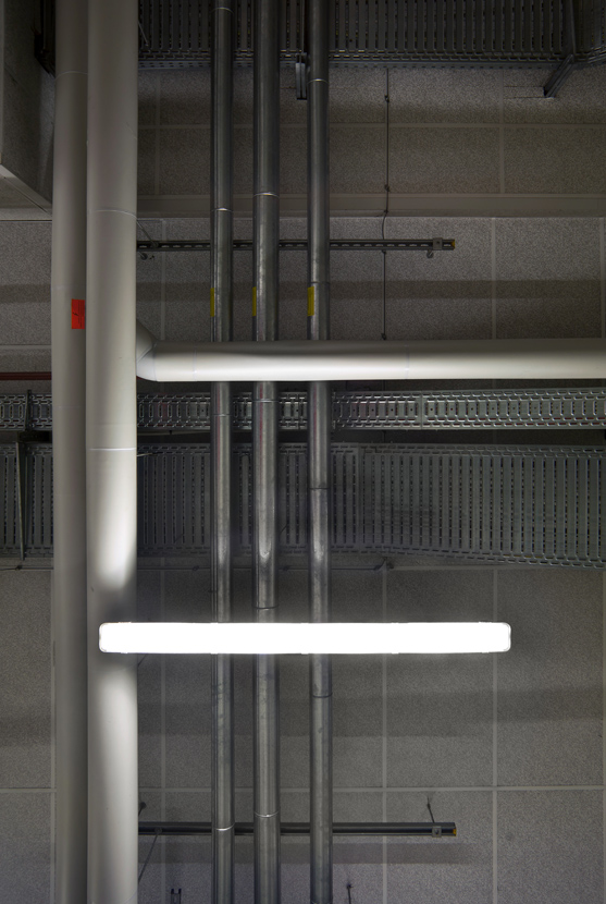 Untitled (Tubes 03), 2012 75 x 50 cm (30 x 20 in.)