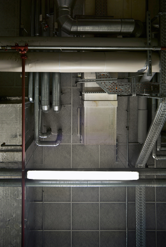 Untitled (Tubes 01), 2012 75 x 50 cm (30 x 20 in.)