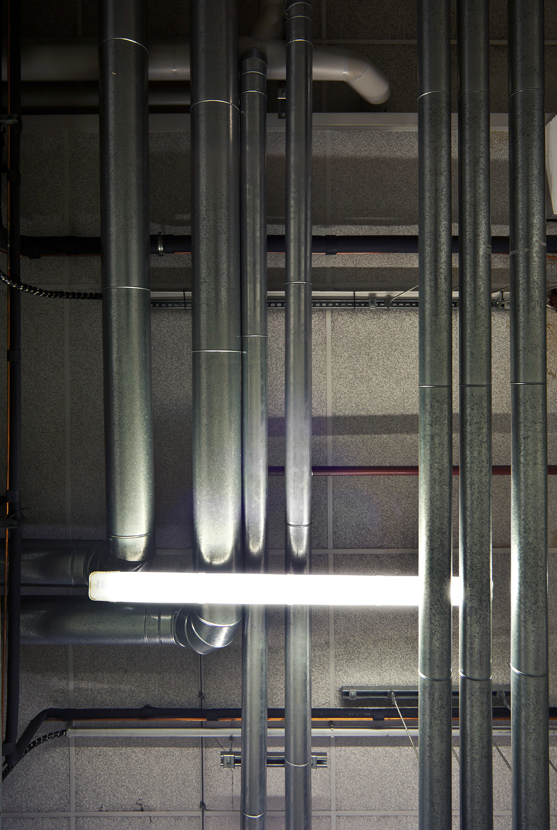 Untitled (Tubes 02), 2012 75 x 50 cm (30 x 20 in.)