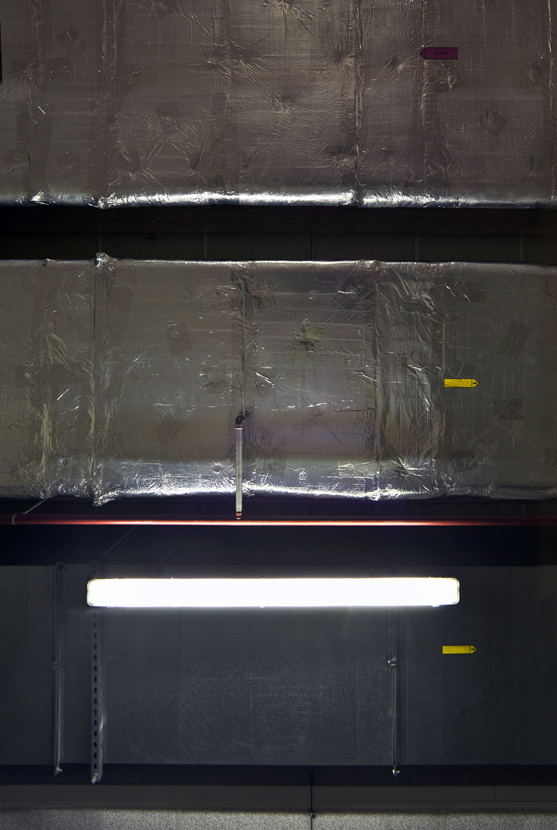 Untitled (Tubes 16), 2012 75 x 50 cm (30 x 20 in.)
