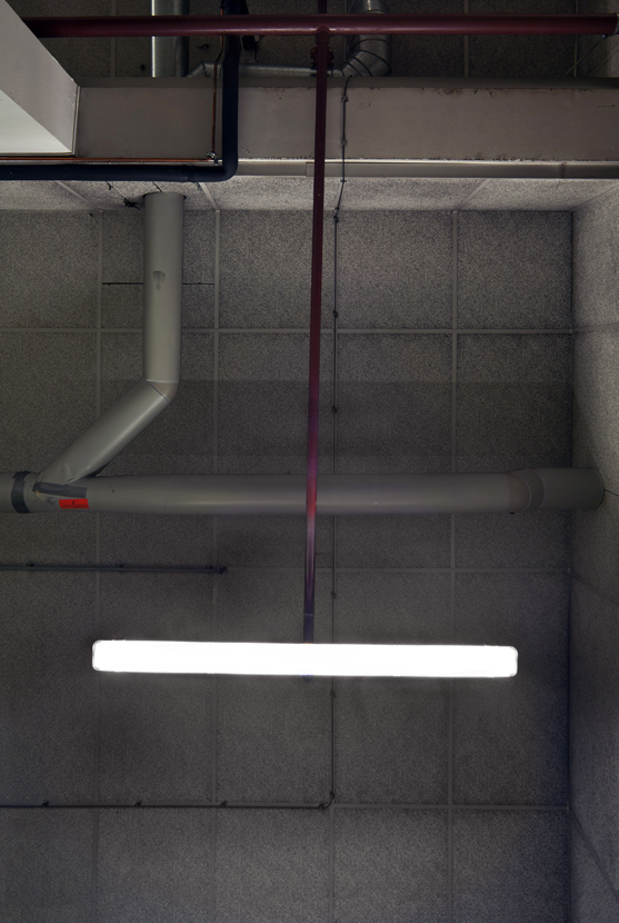 Untitled (Tubes 11), 2012 75 x 50 cm (30 x 20 in.)