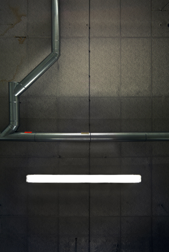 Untitled (Tubes 09), 2012 75 x 50 cm (30 x 20 in.)