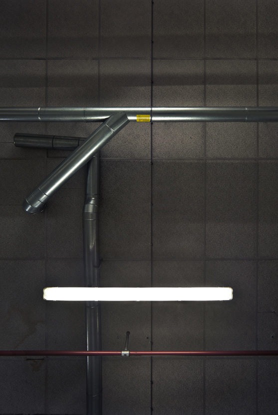 Untitled (Tubes 13), 2012 75 x 50 cm (30 x 20 in.)