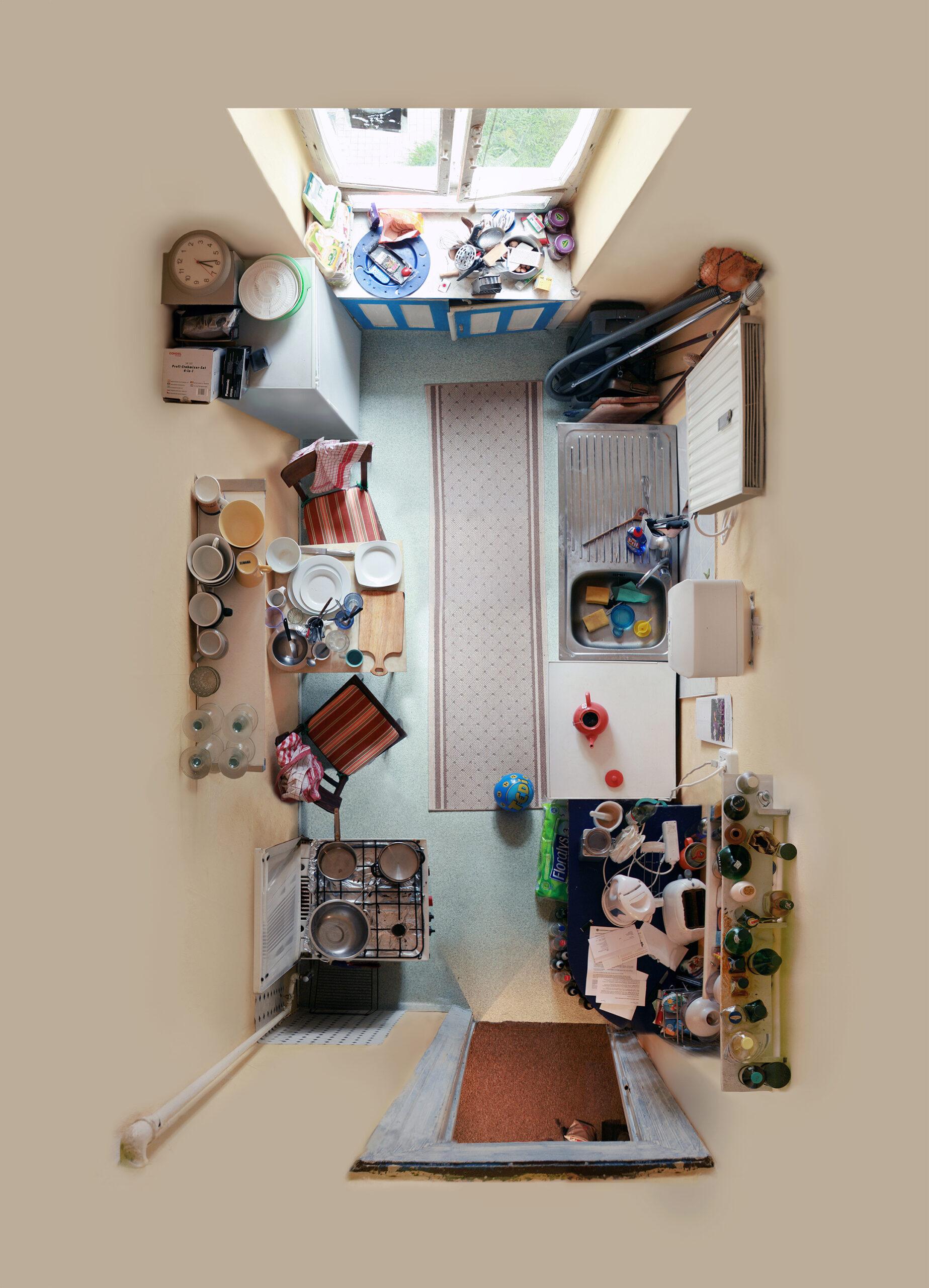Menno-Aden-Untitled-Kitchen-II-111×80-2008-